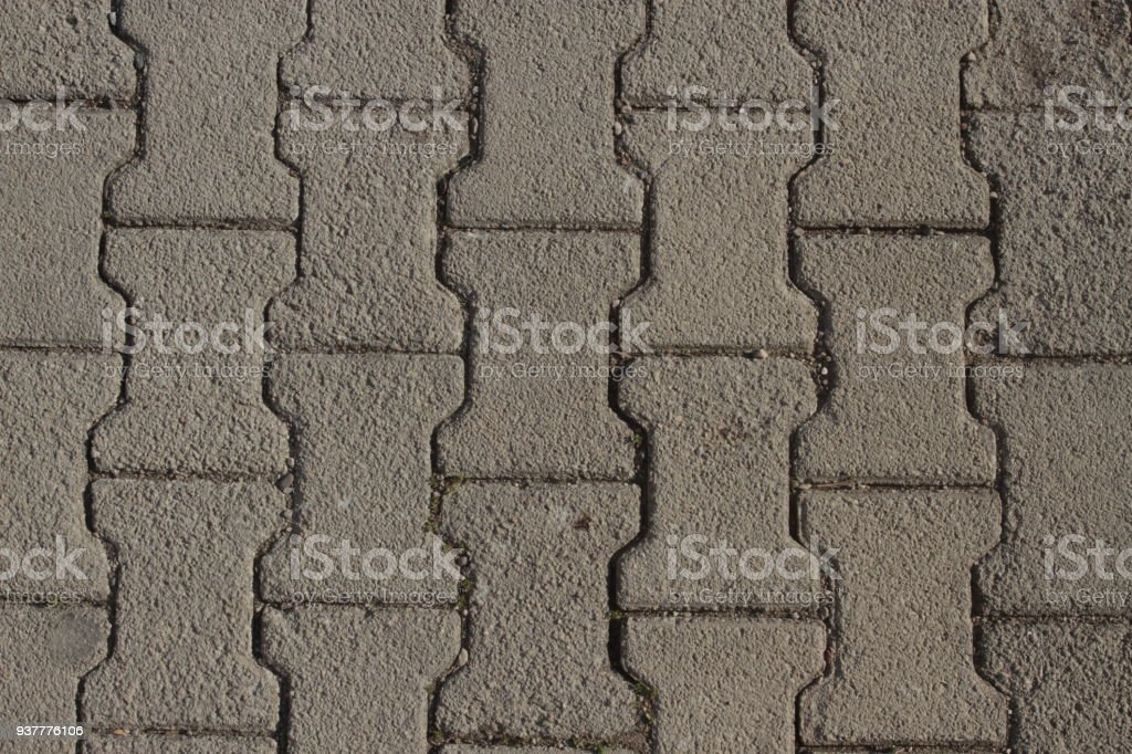 H shaped stone tiles texture fotografie stock e altre immagini