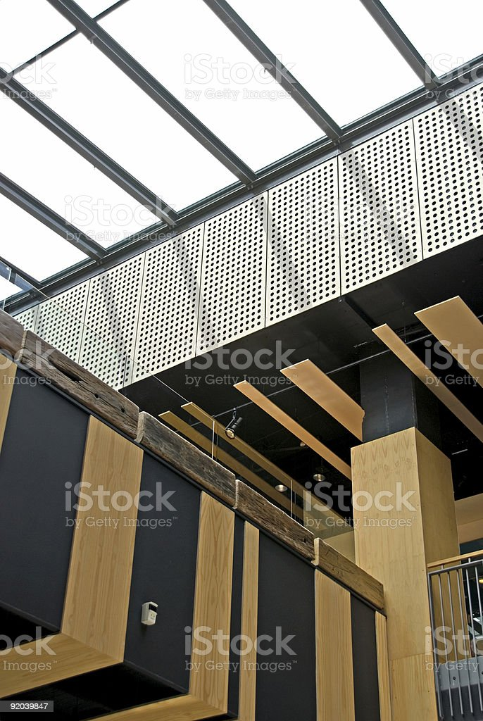 Shapes and Lines royalty-free stock photo