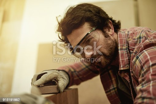 915192732 istock photo Shaping it just how he want it 915191862