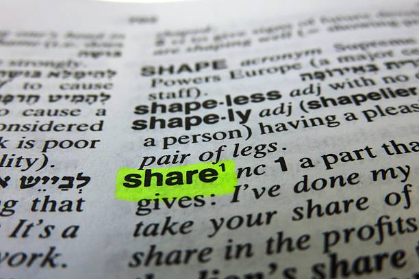 Share, dictionary definition Share, dictionary definition-Social Network Concept facebook boycott stock pictures, royalty-free photos & images