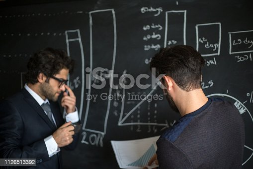 istock Shared solutions bring shared success 1126513392