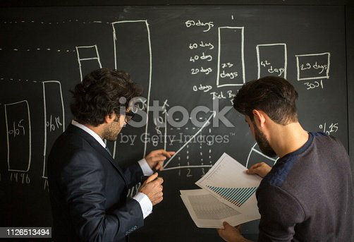 istock Shared solutions bring shared success 1126513494