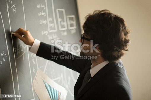 istock Shared solutions bring shared success 1126513609