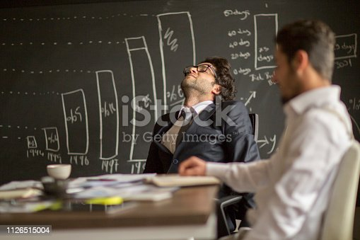 istock Shared solutions bring shared success 1126515004
