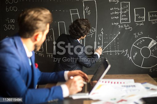 istock Shared solutions bring shared success 1126515494