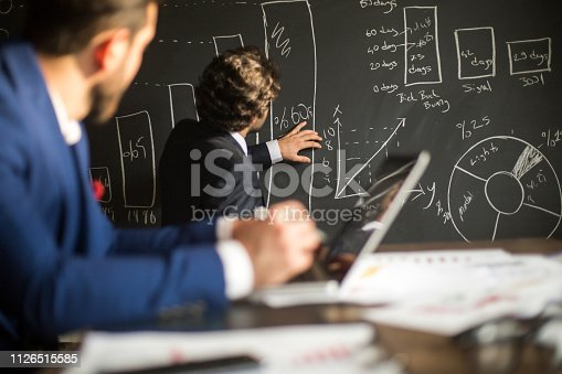 istock Shared solutions bring shared success 1126515585
