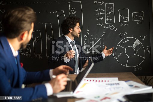 istock Shared solutions bring shared success 1126515652