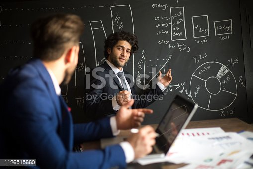istock Shared solutions bring shared success 1126515660