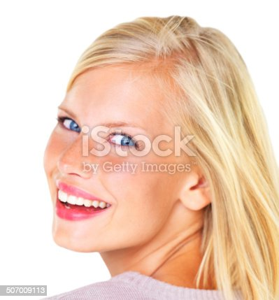 155097509 istock photo Sharing her smile with you 507009113