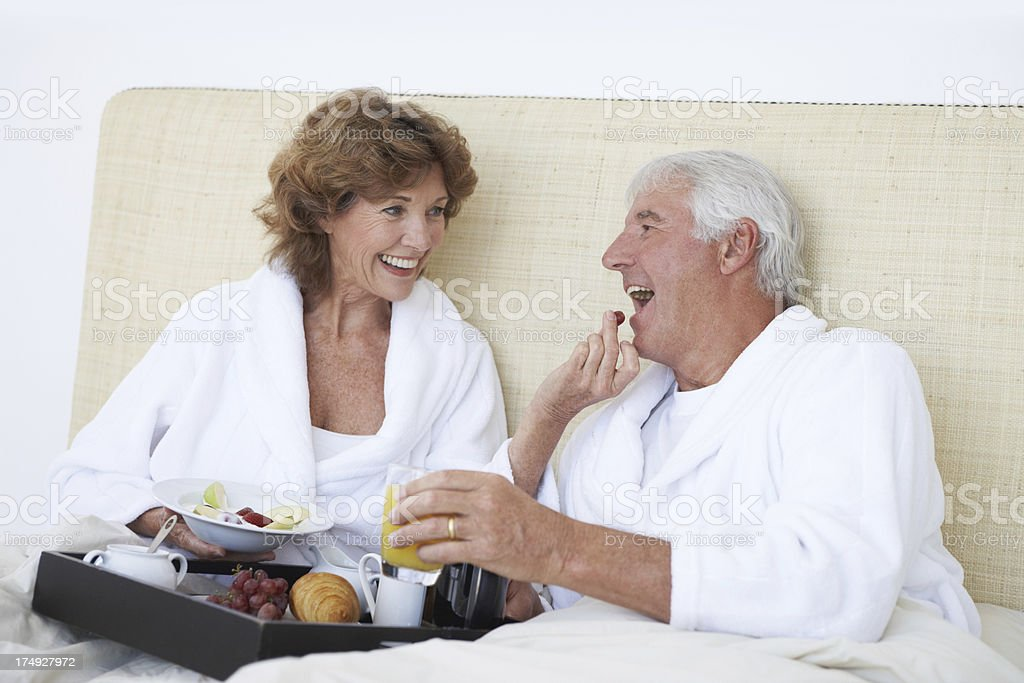 Sharing is caring royalty-free stock photo