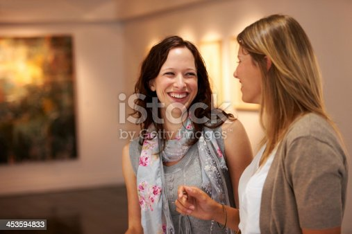 istock Sharing some culture 453594833