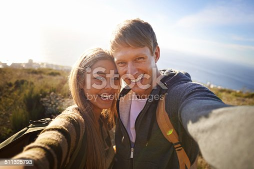 135359671 istock photo Sharing the outdoors 511325793