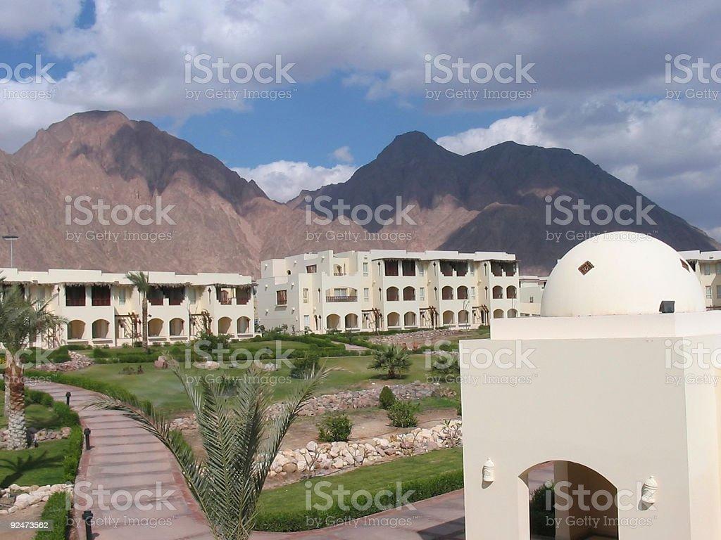 Sharm El Sheikh royalty-free stock photo