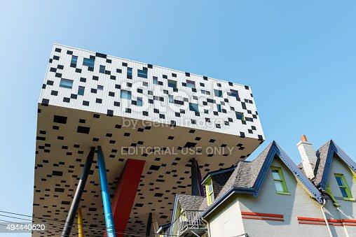 istock Sharp Centre for Design, Ontario College of Art 494440520