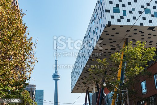 istock Sharp Centre for Design, Ontario College of Art 494440682