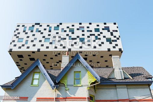 istock Sharp Centre for Design, Ontario College of Art 494565994