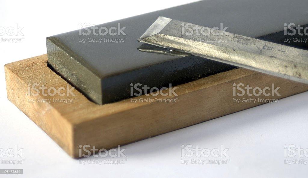 Sharp stock photo