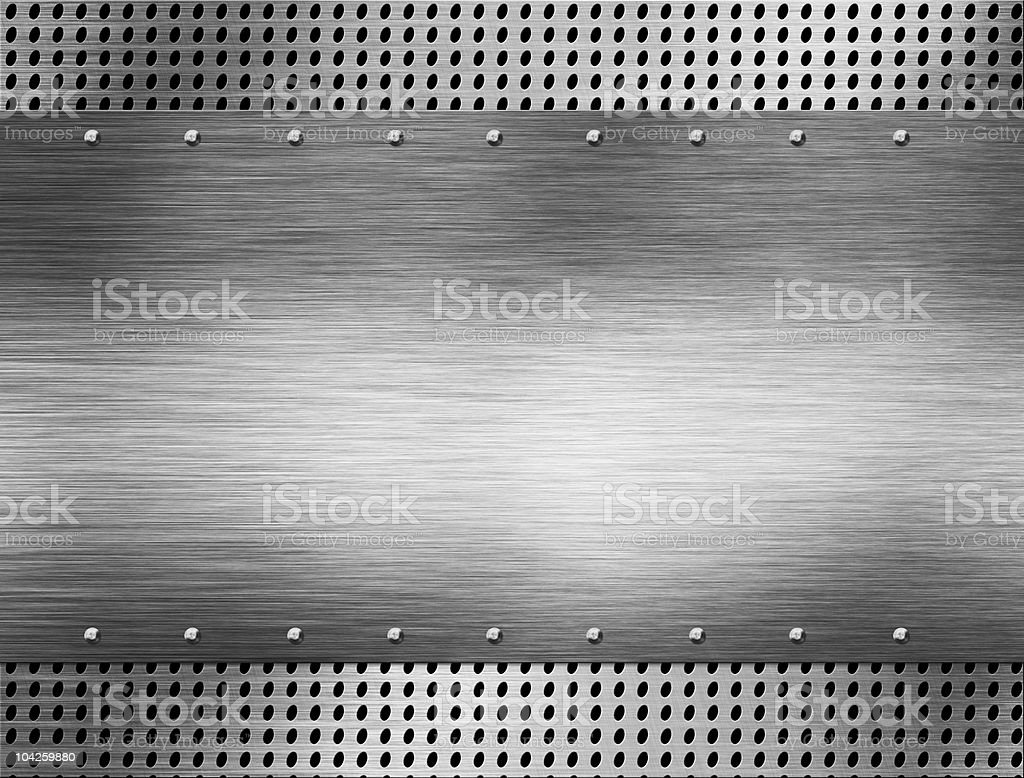 Sharpen metallic texture royalty-free stock photo