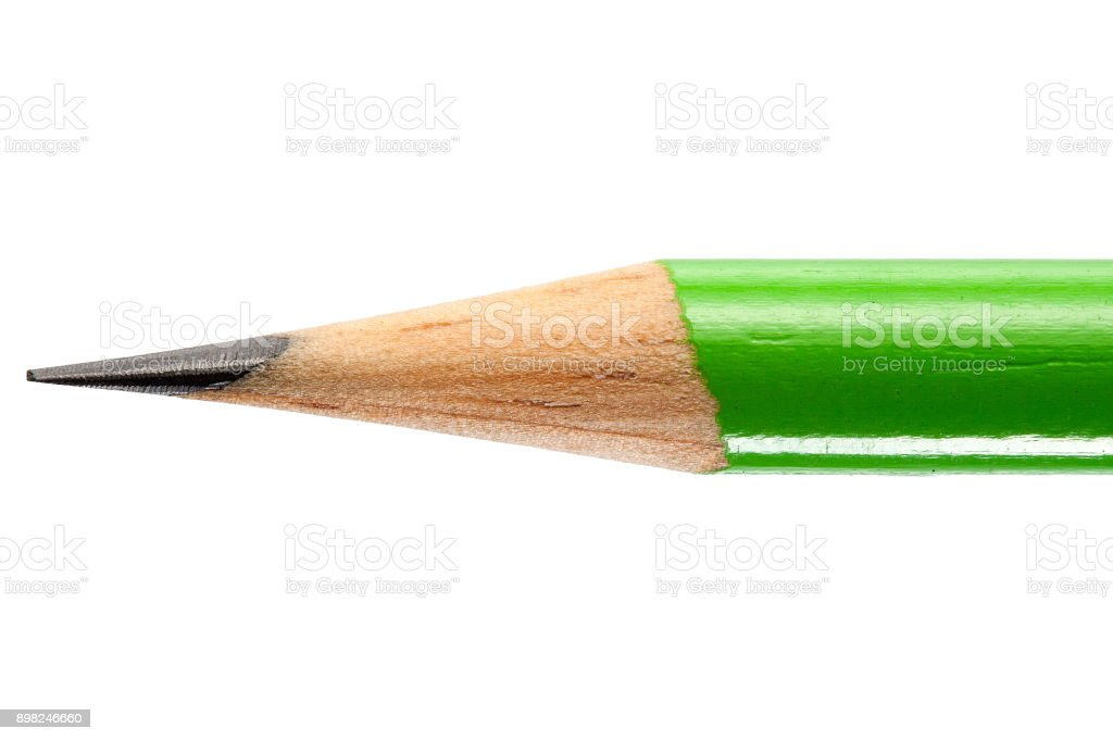 sharpened pencil isolated on white background stock photo more