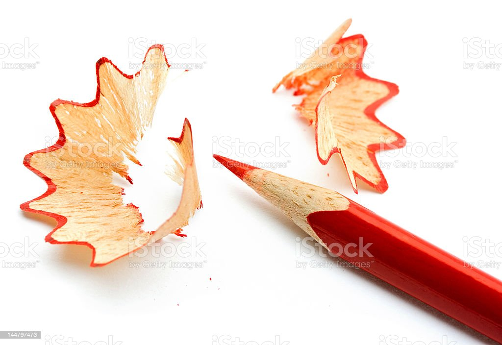 Sharpening concept stock photo