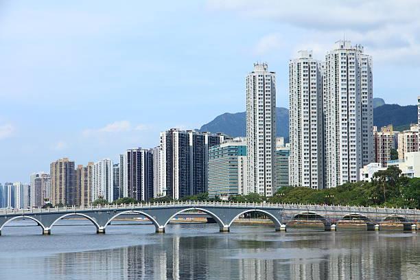 Shatin, Hong Kong Shatin, Hong Kong sha tin stock pictures, royalty-free photos & images