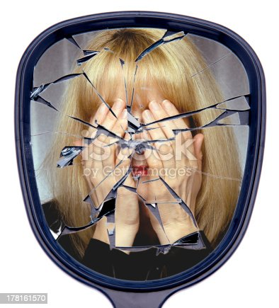 istock Shattered and Broken Life 178161570