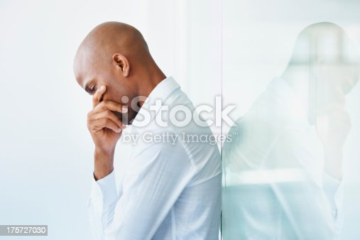 istock Shattered dreams 175727030