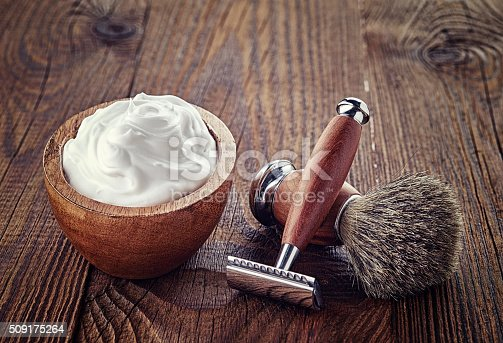483333652 istock photo Shaving accessories 509175264