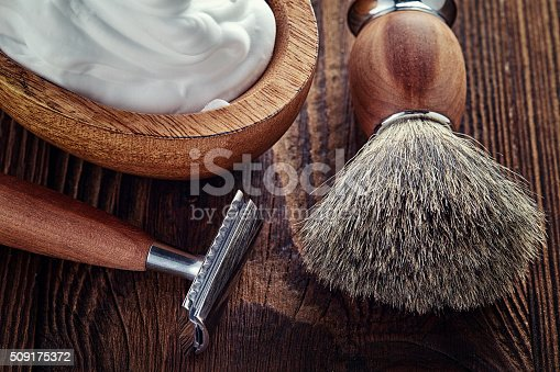 483333652 istock photo Shaving accessories 509175372