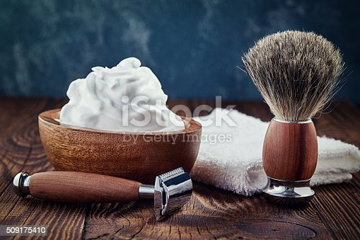 483333652 istock photo Shaving accessories 509175410