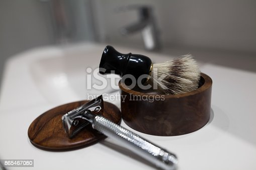 483333652 istock photo Shaving accessories 865467080