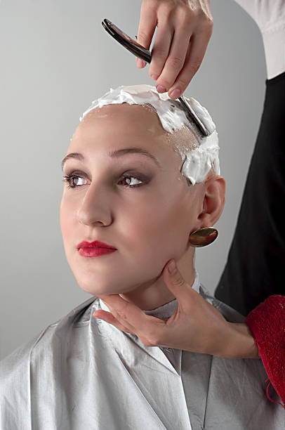girls-have-head-shaved