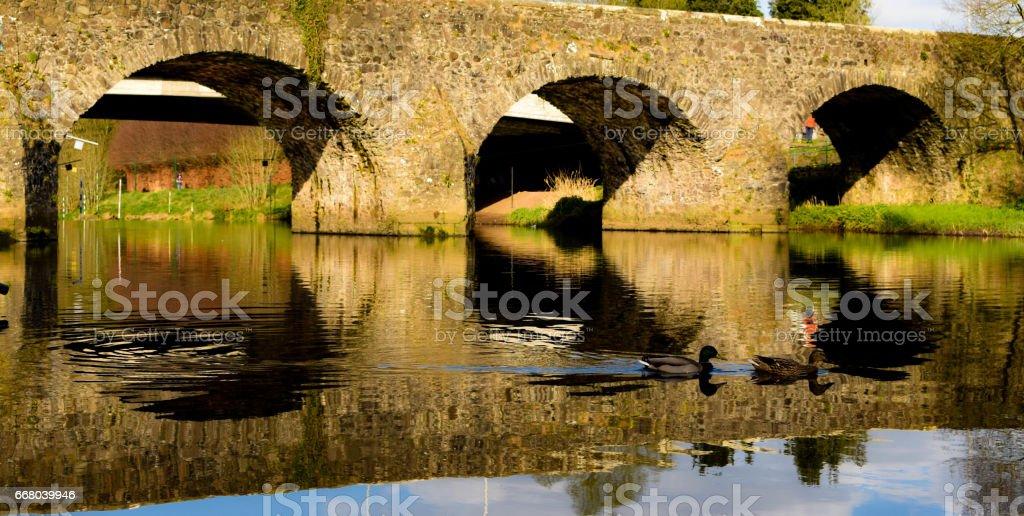 Shawsbridge, Belfast stock photo