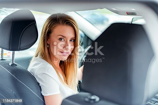 627864748 istock photo She can't help but put on a smile 1154371849