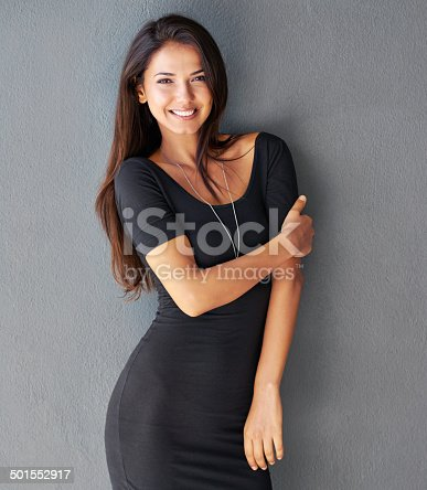 istock She can't wait for his arms to be around her 501552917