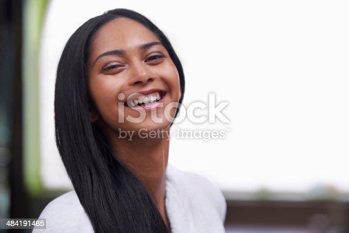 502193701 istock photo She feels beautiful in her own skin 484191465