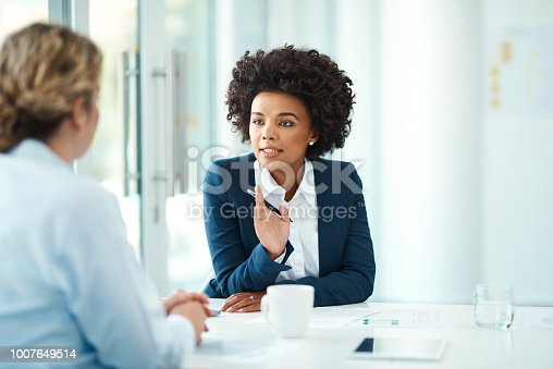 istock She gives trusted advice 1007649514