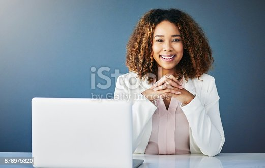 istock She is an independent worker 876975320