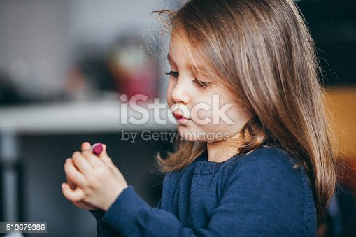 istock She is growing up so fast 513679386