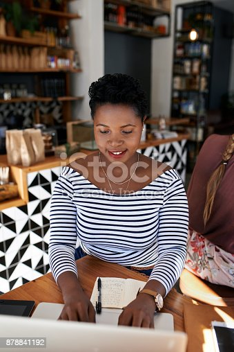 694187664 istock photo She knows where to go to get things done 878841192