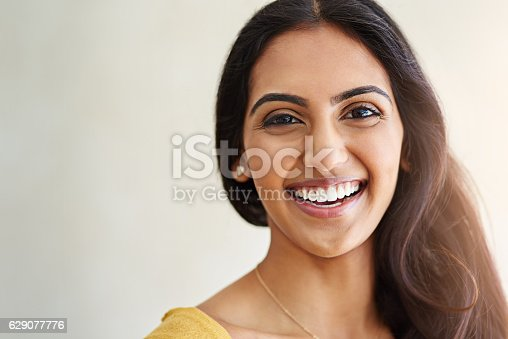 istock She looks for the positive in every day 629077776