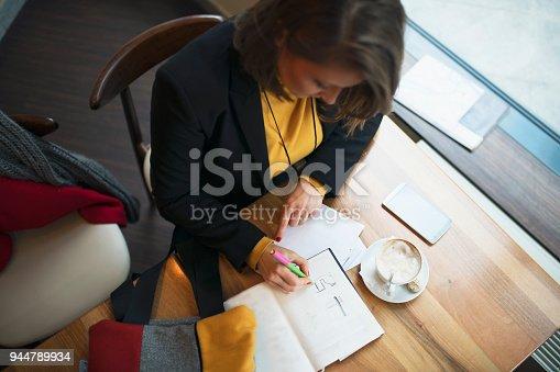 istock She Loves Her Creative Job 944789934