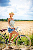 istock She loves living an all-natural lifestyle 526070531
