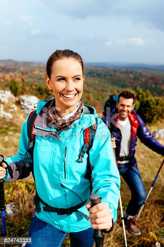 istock She loves to hike 524743333