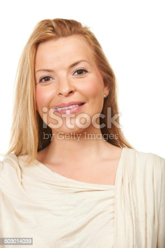 673361134 istock photo She never forgets to smile 503014039
