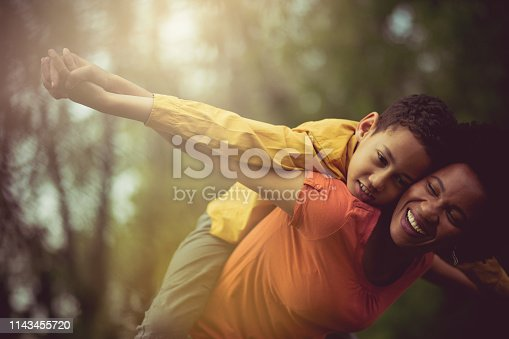 1091098026istockphoto She one fun mom. 1143455720