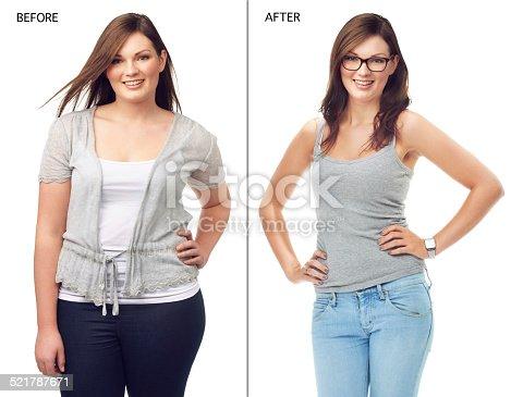 She Radiates Confidence Stock Photo & More Pictures of Abdomen | iStock
