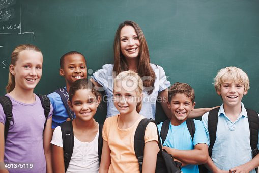 istock She strives to make her classroom a fun place 491375119