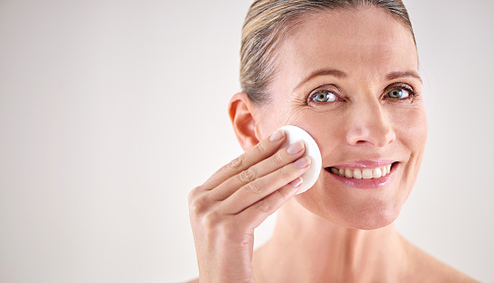 491713766 istock photo She takes good care of her skin 491713950