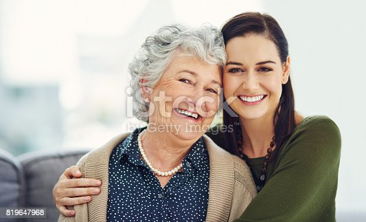 istock She taught me the value of love 819647968